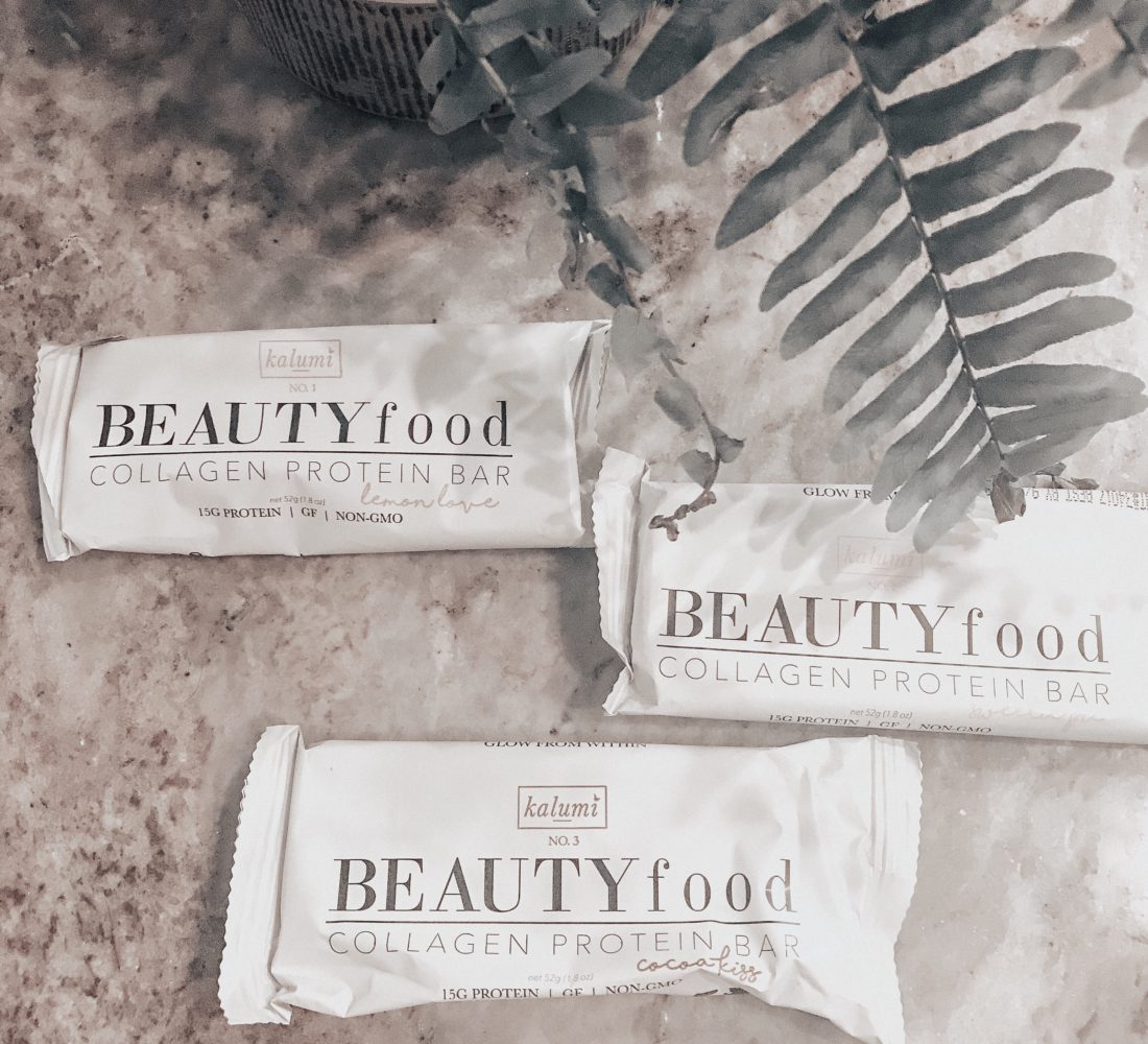 Kalumi Beauty Food… Ever wonder what models eat on the go to keep that enviable glow?